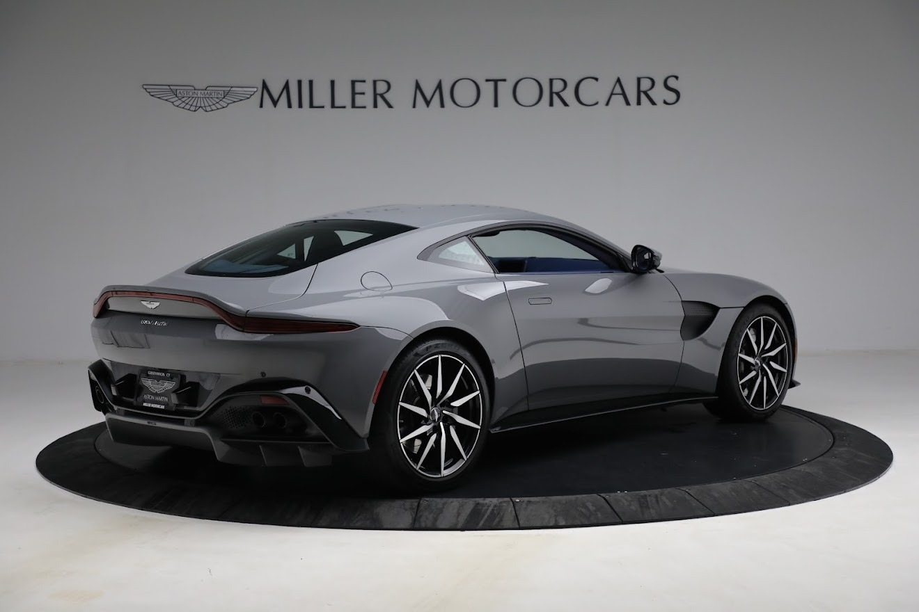 New 2019 Aston Martin Vantage  For Sale In Greenwich, CT 2710_p7