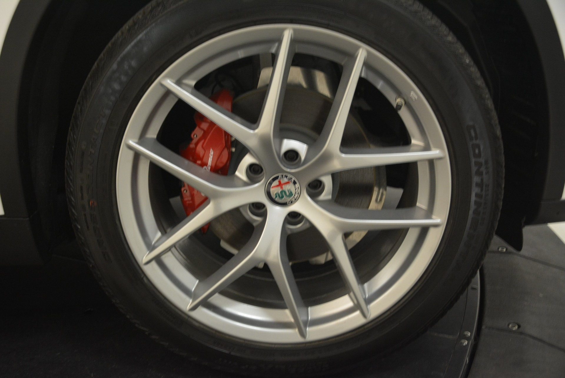 New 2019 Alfa Romeo Stelvio Ti Sport Q4 For Sale In Greenwich, CT 2713_p25