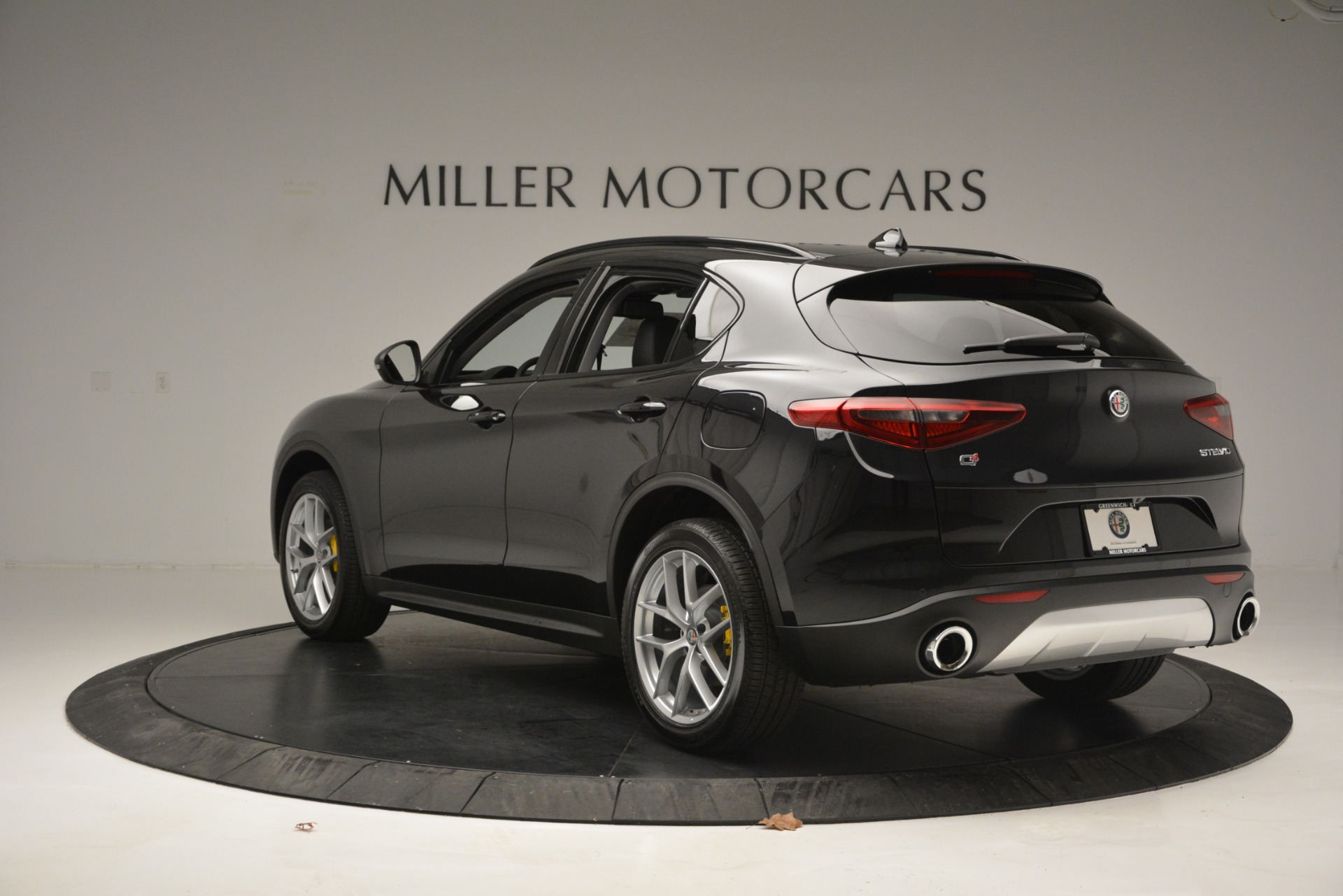 New 2019 Alfa Romeo Stelvio Ti Sport Q4 For Sale In Greenwich, CT 2714_p5