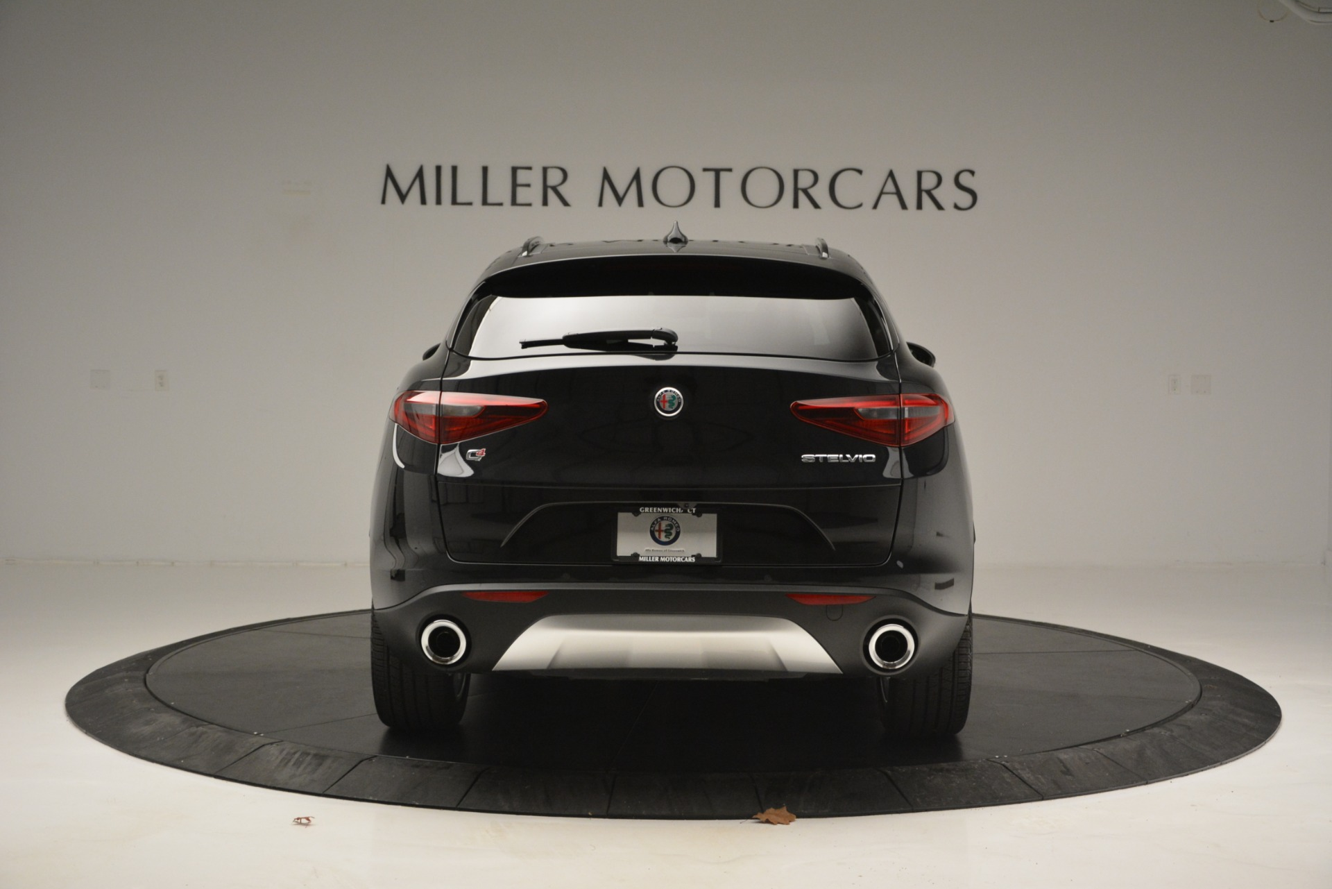 New 2019 Alfa Romeo Stelvio Ti Sport Q4 For Sale In Greenwich, CT 2714_p6