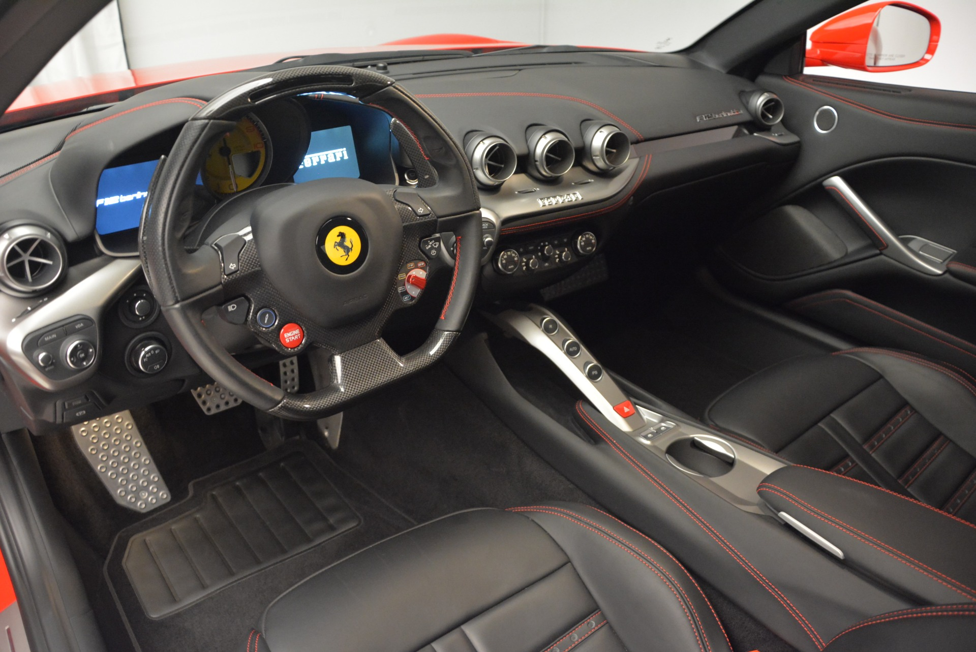 Used 2015 Ferrari F12 Berlinetta  For Sale In Greenwich, CT 2717_p13
