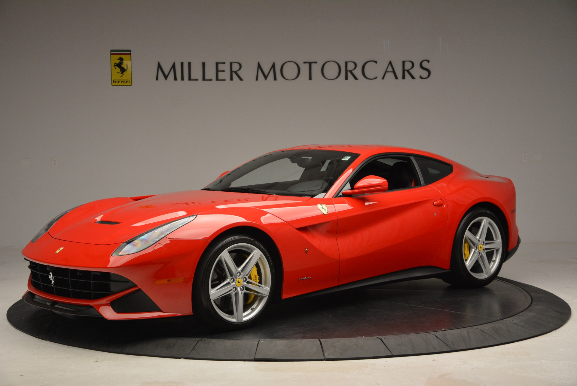 Used 2015 Ferrari F12 Berlinetta  For Sale In Greenwich, CT 2717_p2
