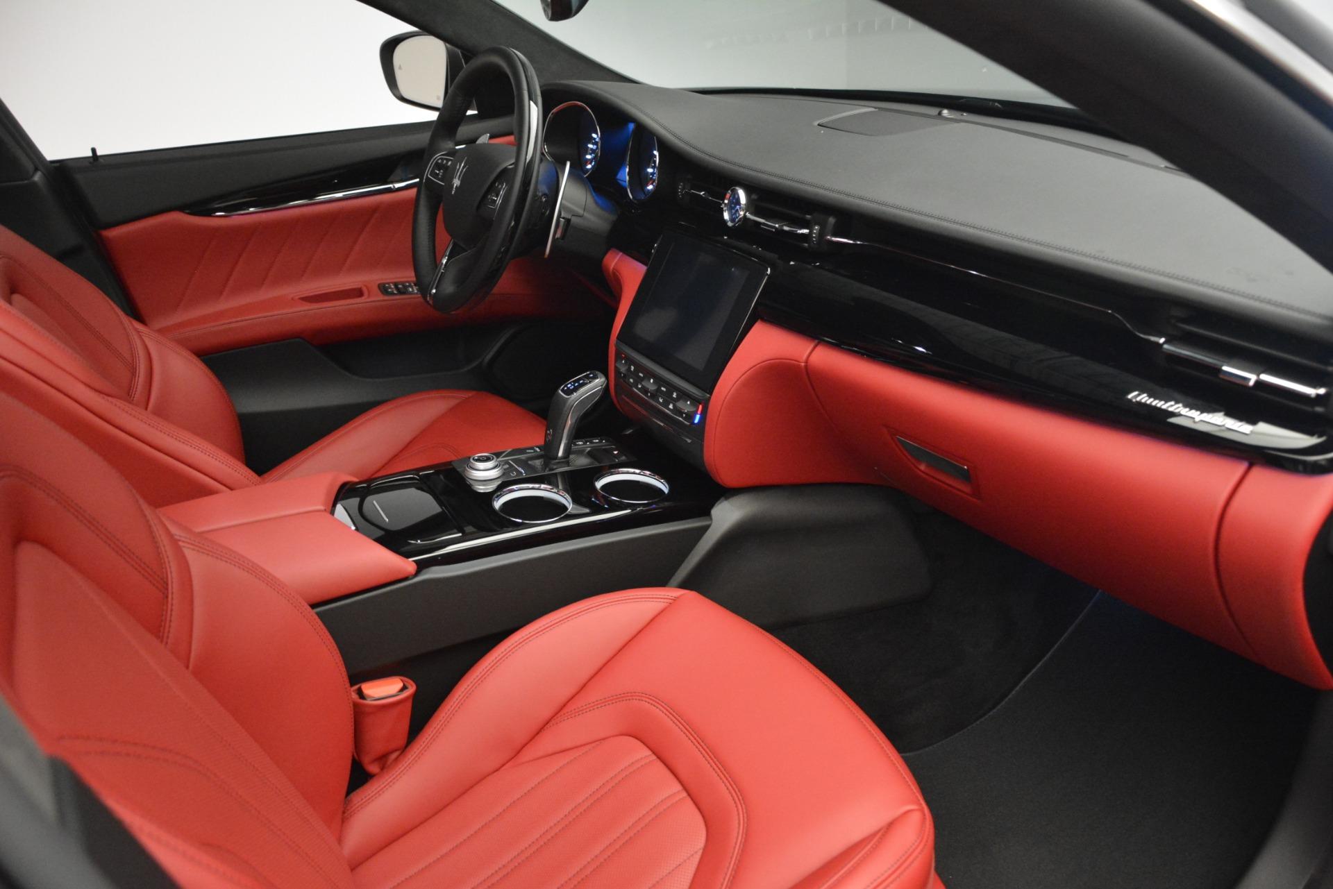 New 2019 Maserati Quattroporte S Q4 GranLusso For Sale In Greenwich, CT 2718_p17