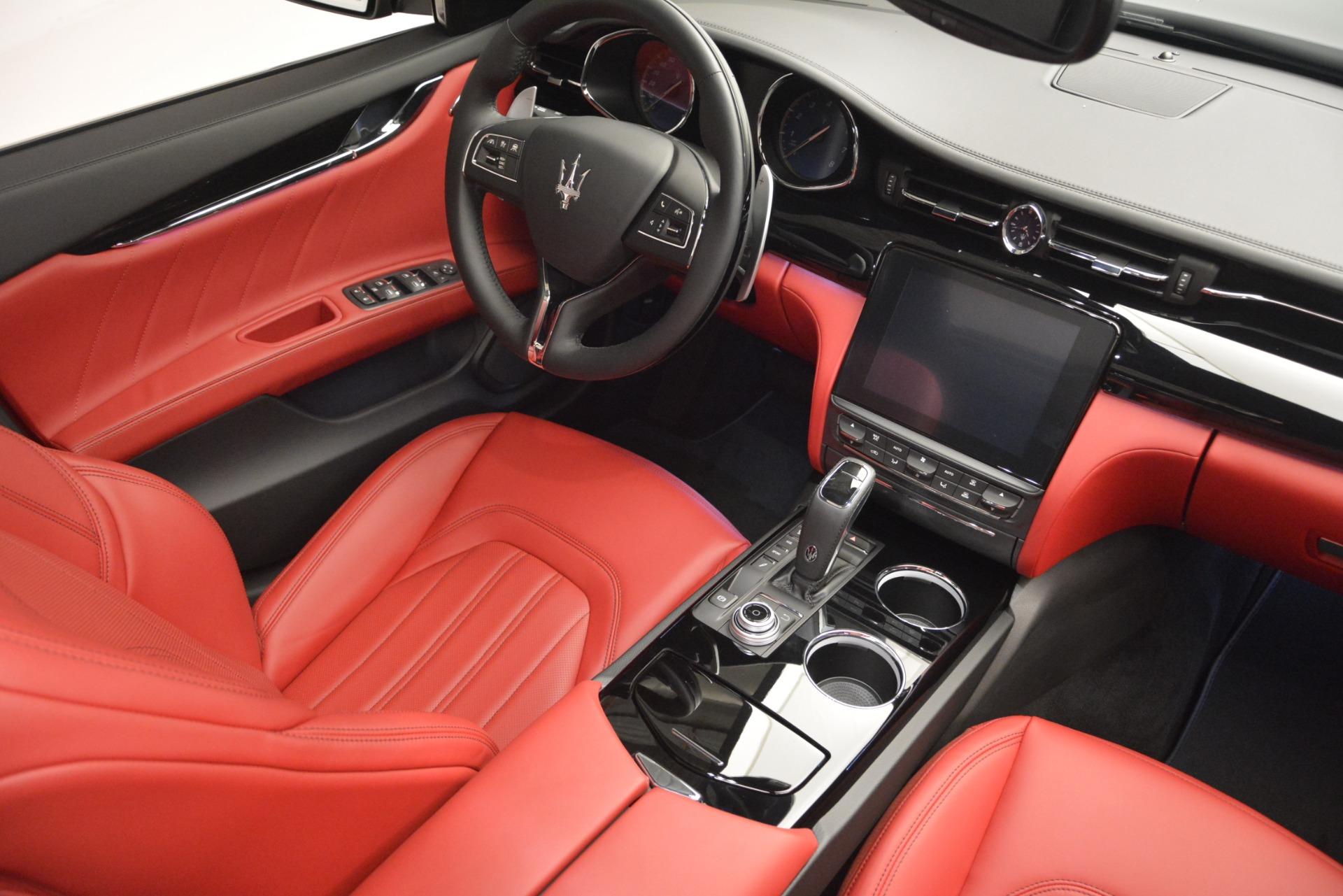 New 2019 Maserati Quattroporte S Q4 GranLusso For Sale In Greenwich, CT 2718_p23