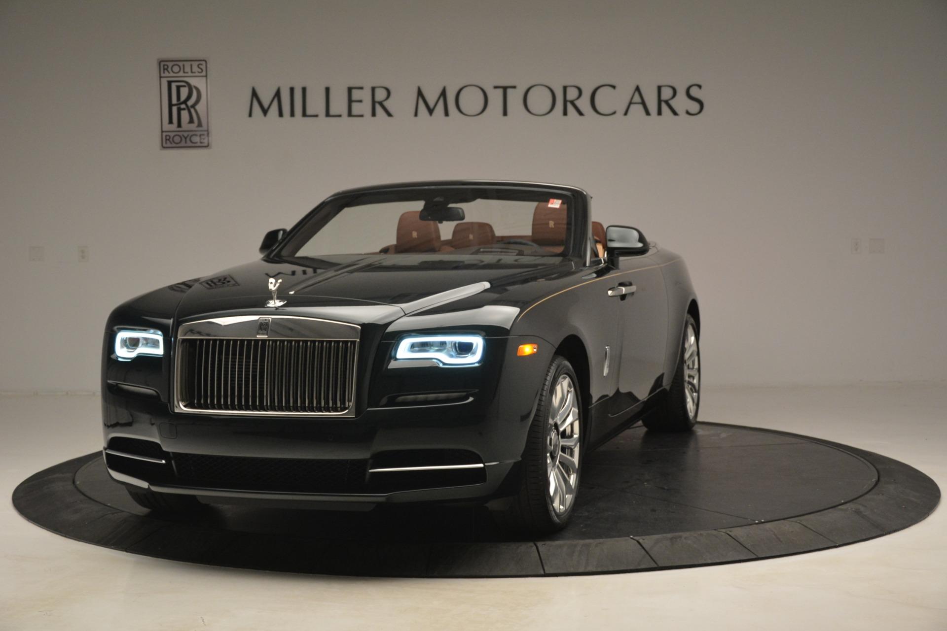 New 2019 Rolls-Royce Dawn  For Sale In Greenwich, CT 2722_main