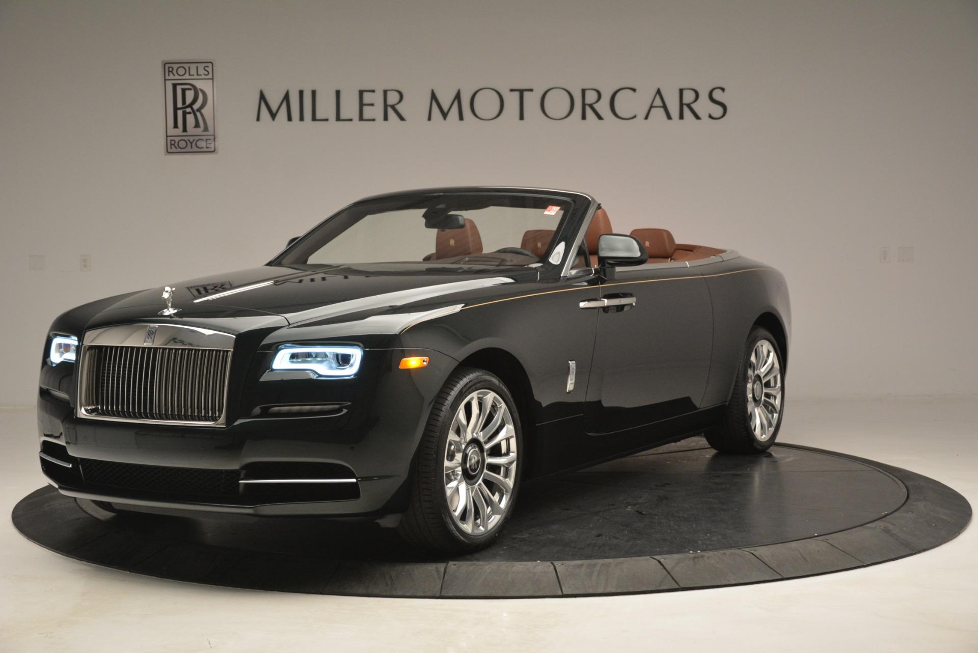 New 2019 Rolls-Royce Dawn  For Sale In Greenwich, CT 2722_p3