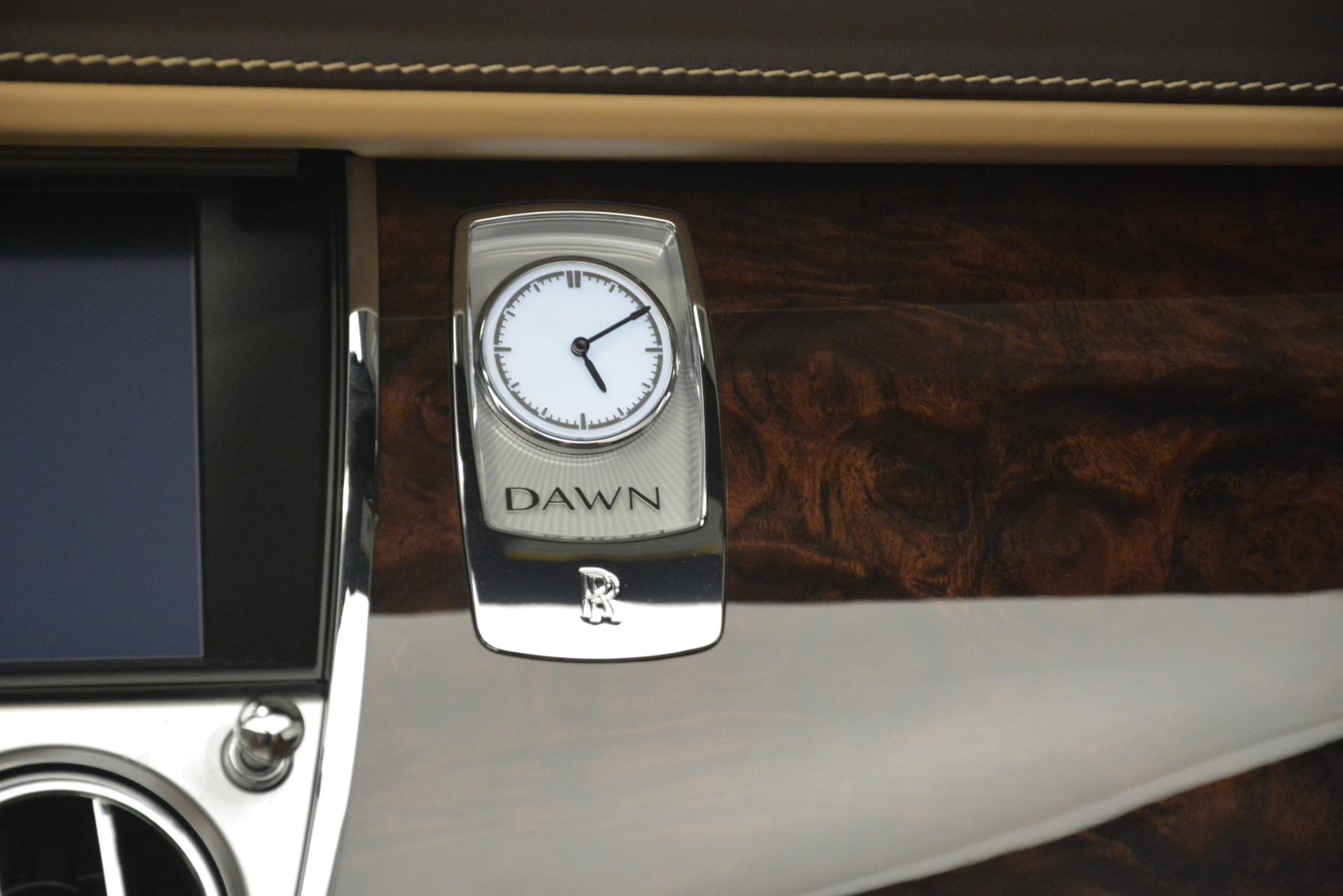 New 2019 Rolls-Royce Dawn  For Sale In Greenwich, CT 2722_p42