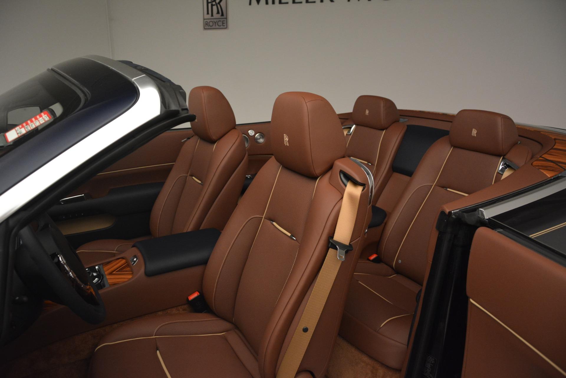 New 2019 Rolls-Royce Dawn  For Sale In Greenwich, CT 2723_p30