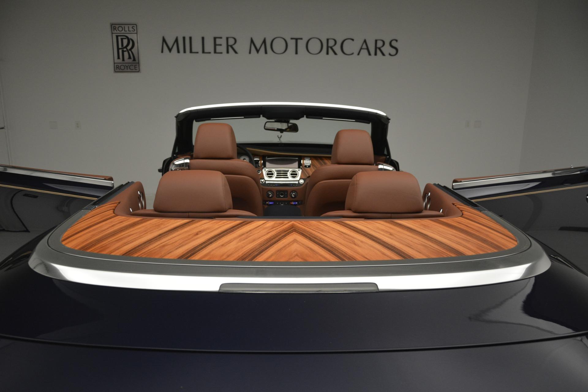 New 2019 Rolls-Royce Dawn  For Sale In Greenwich, CT 2723_p48