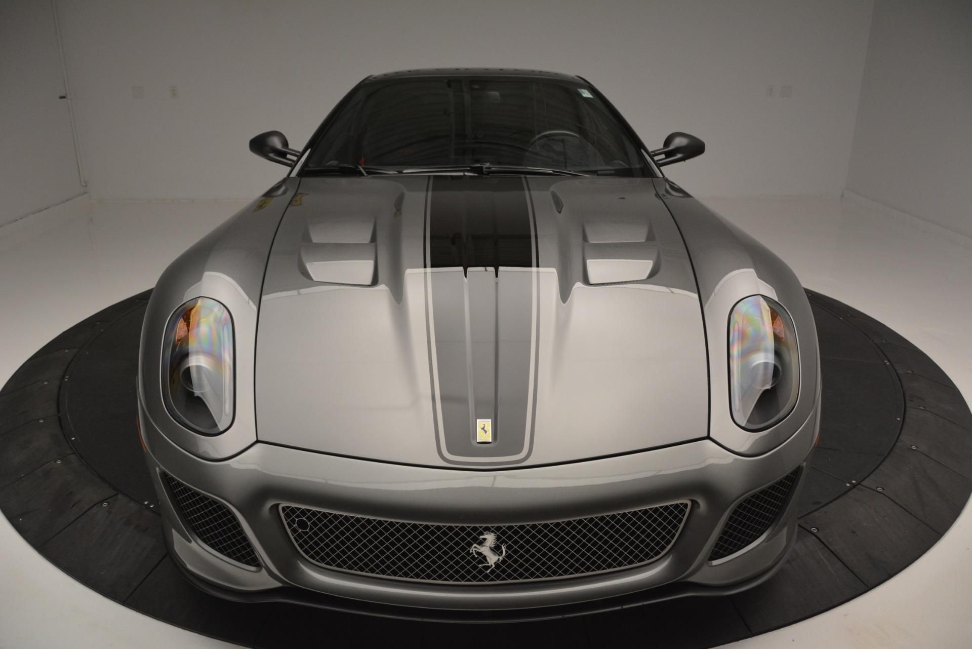 Used 2011 Ferrari 599 GTO  For Sale In Greenwich, CT 2724_p13