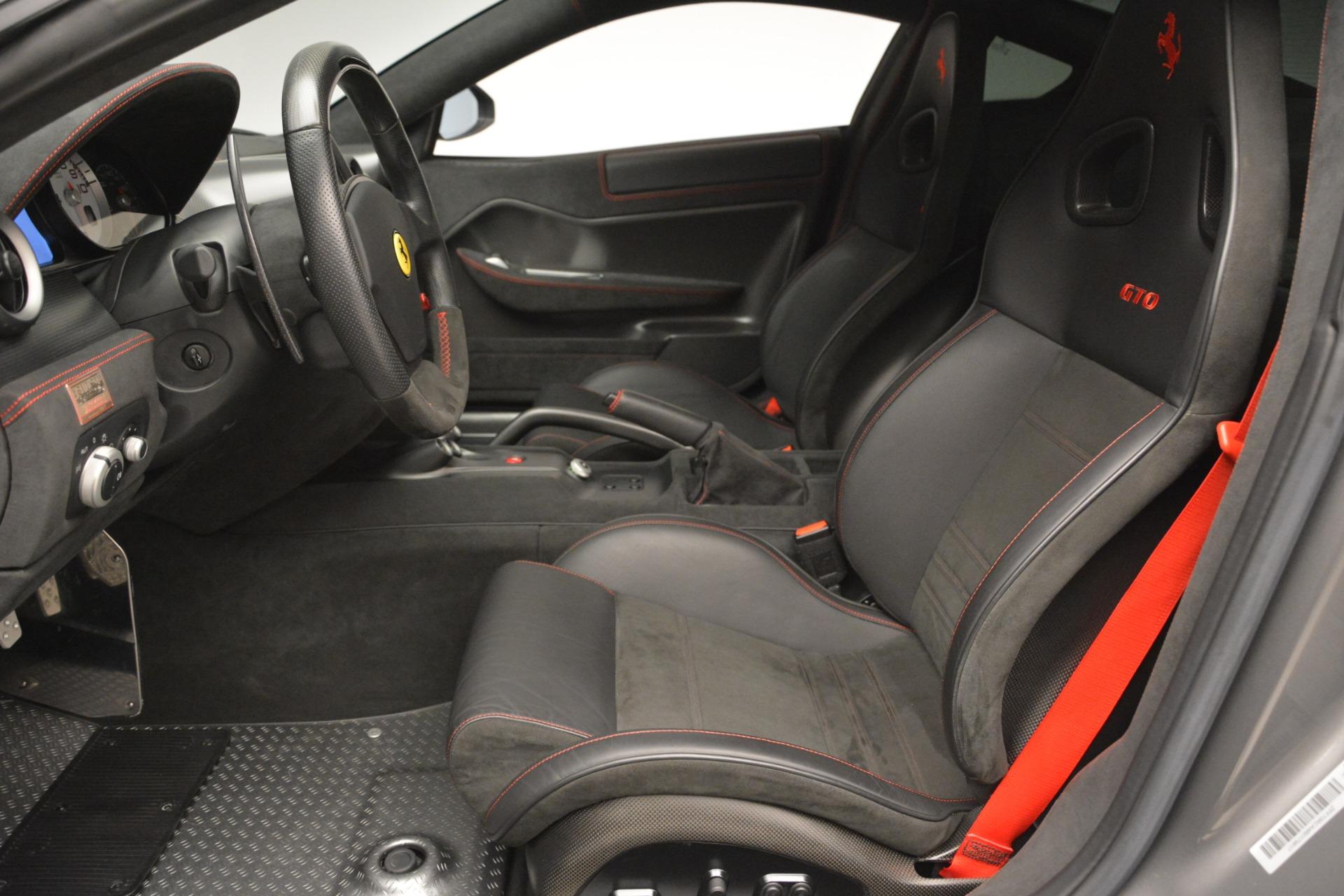 Used 2011 Ferrari 599 GTO  For Sale In Greenwich, CT 2724_p23