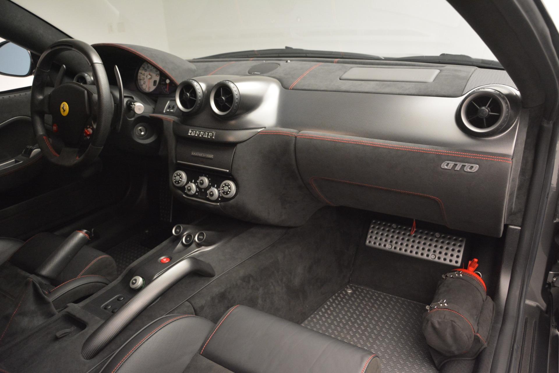 Used 2011 Ferrari 599 GTO  For Sale In Greenwich, CT 2724_p26