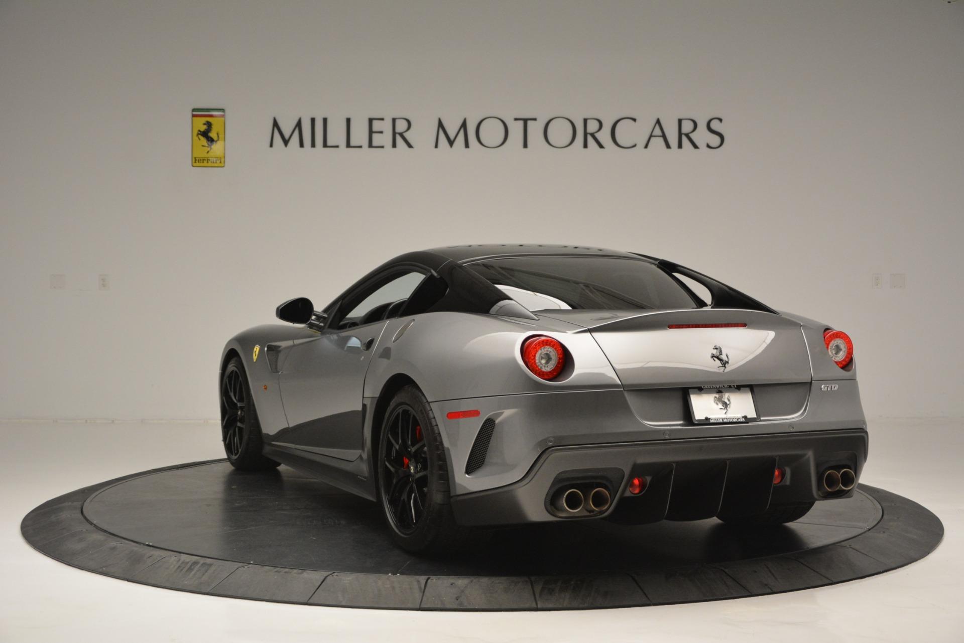 Used 2011 Ferrari 599 GTO  For Sale In Greenwich, CT 2724_p5