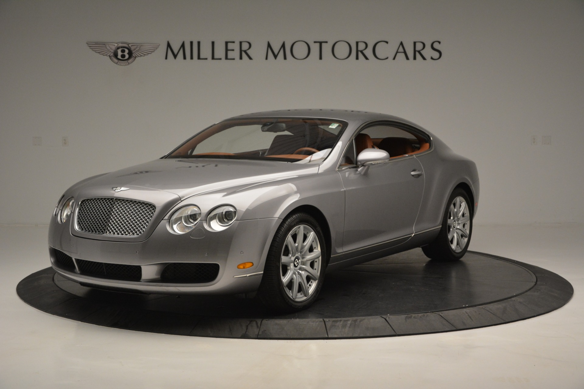 Used 2005 Bentley Continental GT GT Turbo For Sale In Greenwich, CT 2726_main
