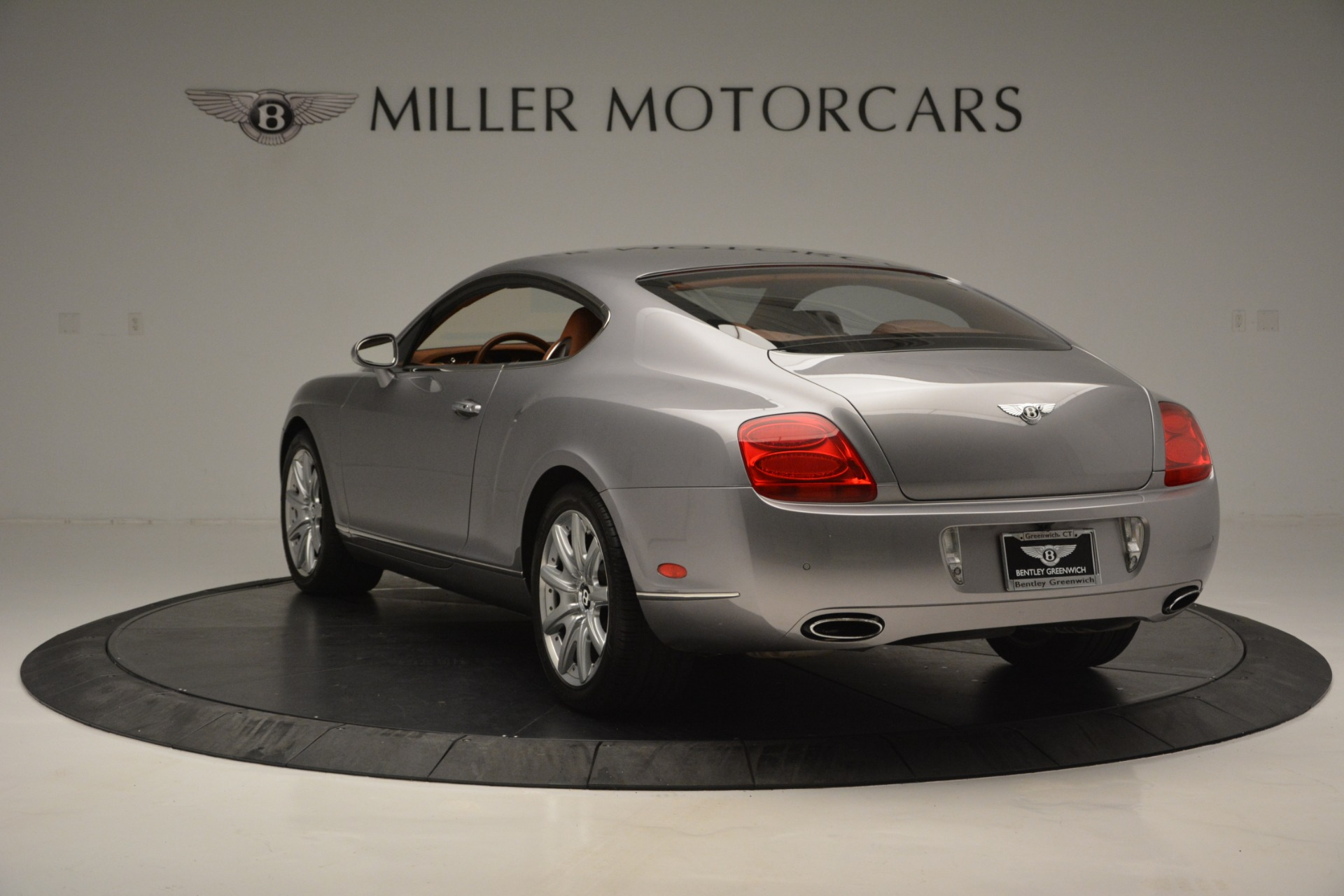 Used 2005 Bentley Continental GT GT Turbo For Sale In Greenwich, CT 2726_p5