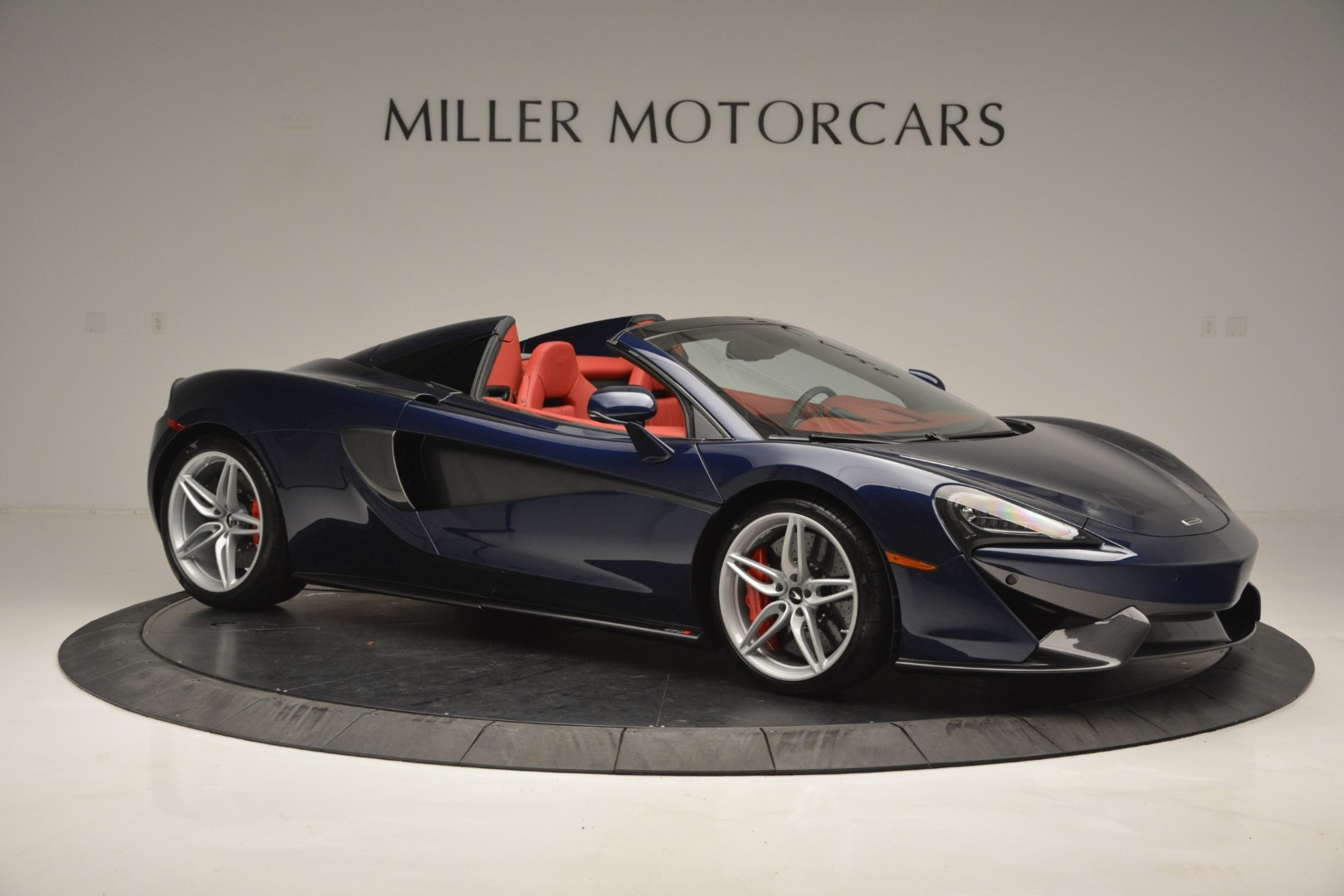 New 2019 McLaren 570S Spider Convertible For Sale In Greenwich, CT 2727_p10