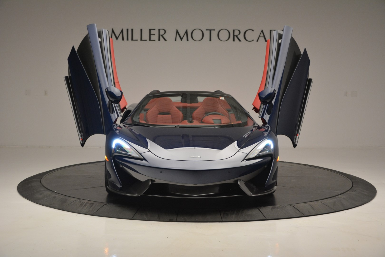 New 2019 McLaren 570S Spider Convertible For Sale In Greenwich, CT 2727_p13
