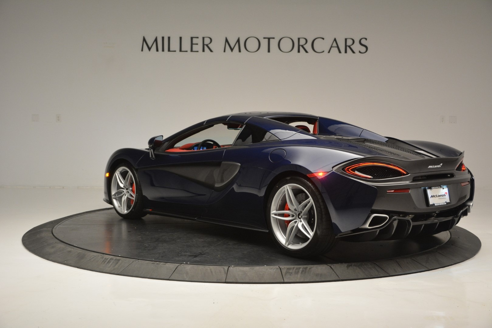 New 2019 McLaren 570S Spider Convertible For Sale In Greenwich, CT 2727_p17
