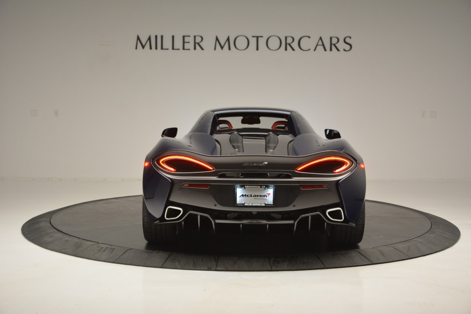 New 2019 McLaren 570S Spider Convertible For Sale In Greenwich, CT 2727_p18