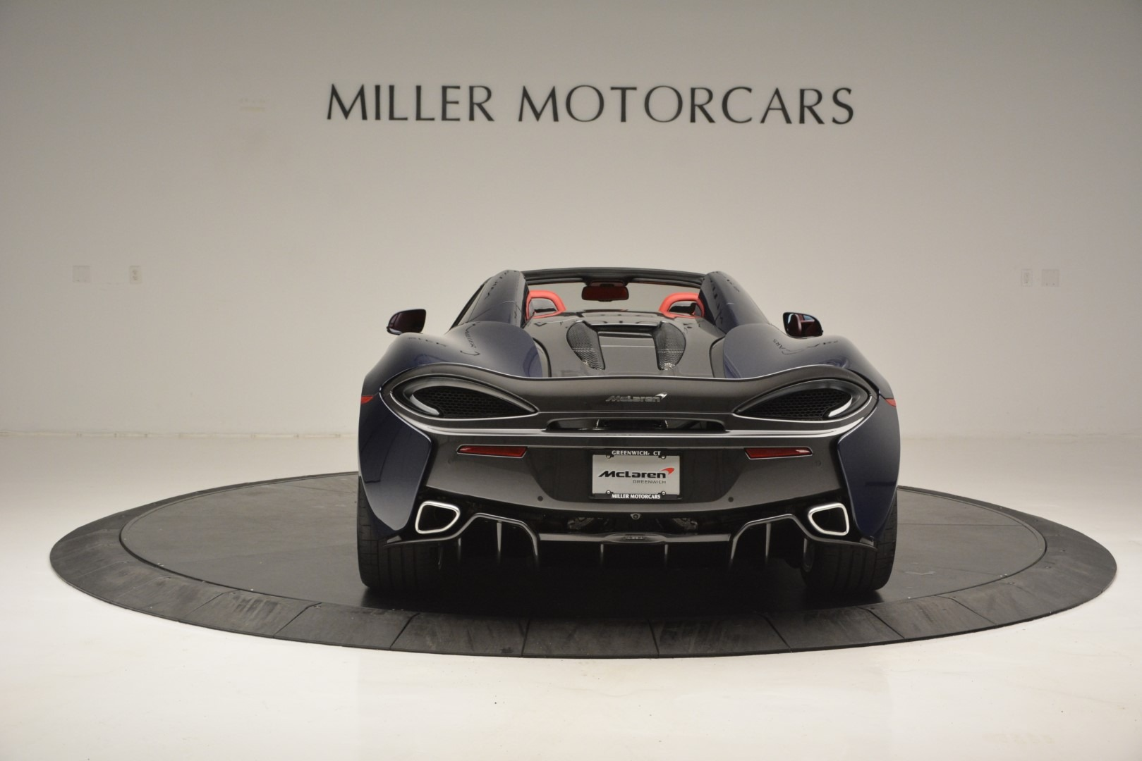 New 2019 McLaren 570S Spider Convertible For Sale In Greenwich, CT 2727_p6