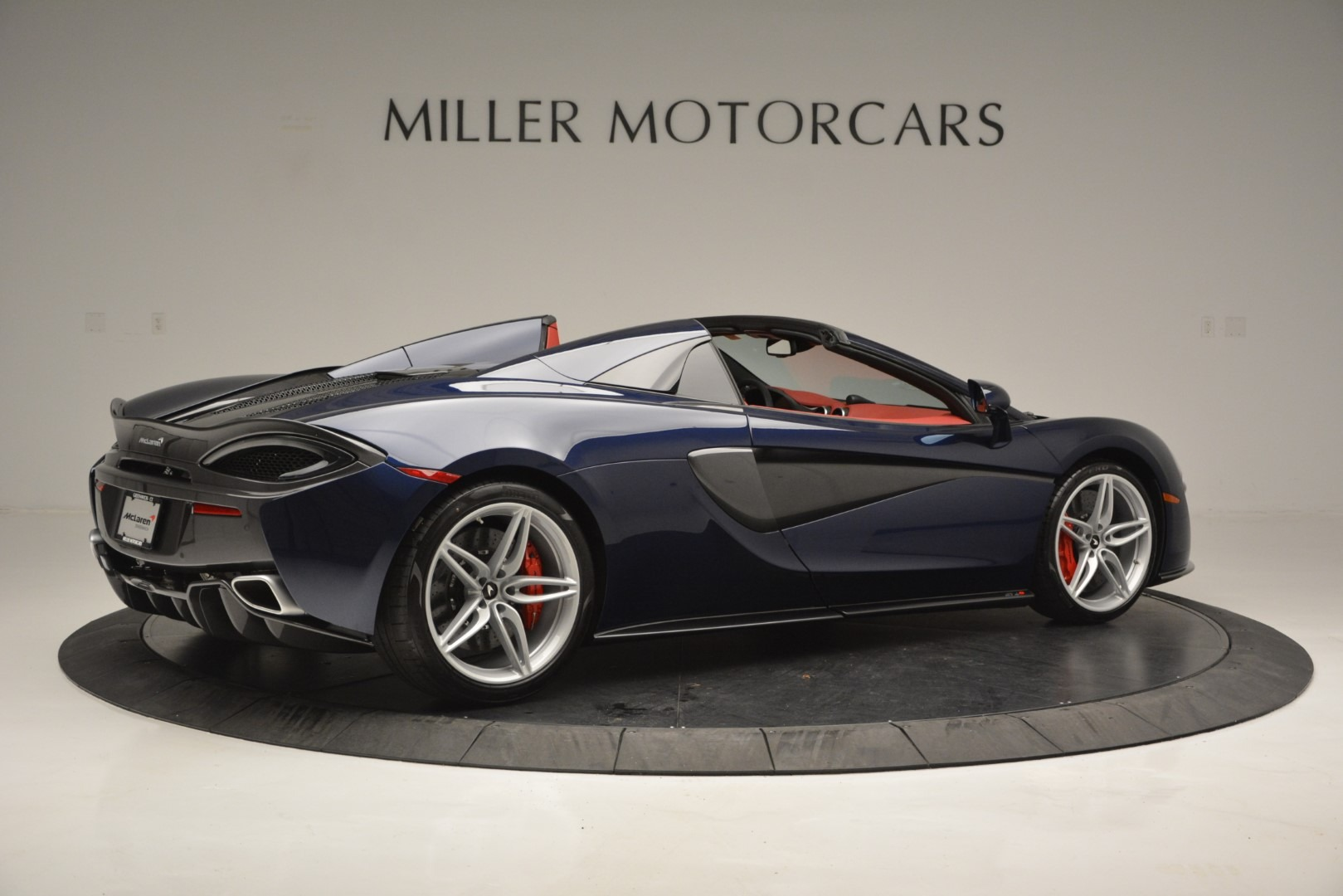 New 2019 McLaren 570S Spider Convertible For Sale In Greenwich, CT 2727_p8
