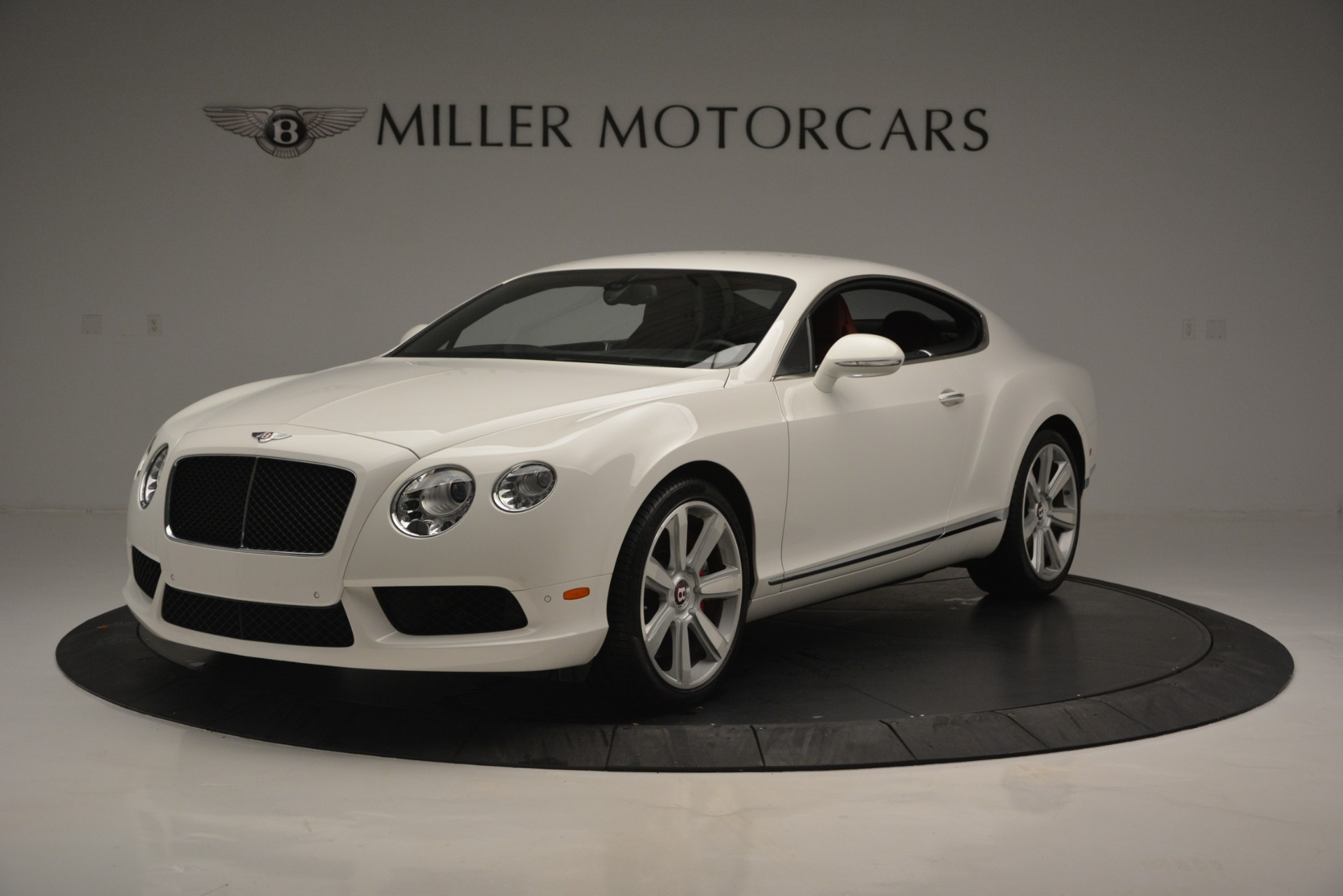 Used 2015 Bentley Continental GT V8 For Sale In Greenwich, CT 2731_main