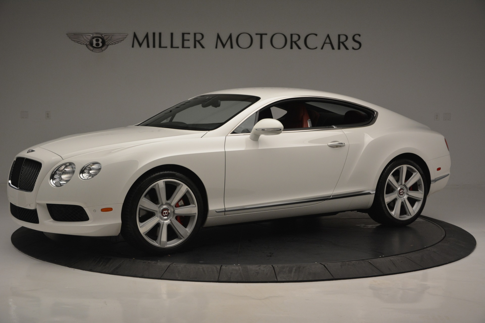 Used 2015 Bentley Continental GT V8 For Sale In Greenwich, CT 2731_p2