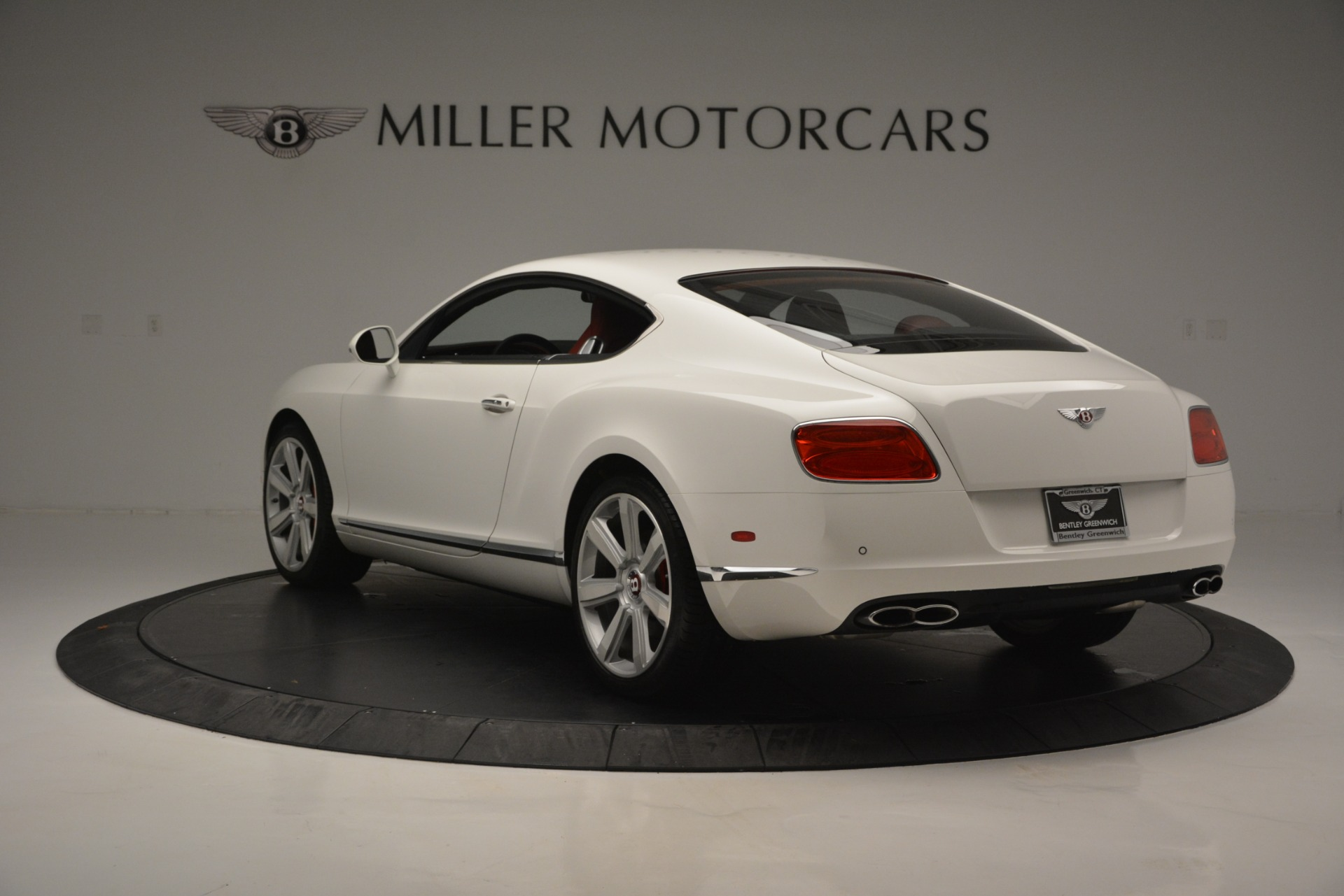 Used 2015 Bentley Continental GT V8 For Sale In Greenwich, CT 2731_p5