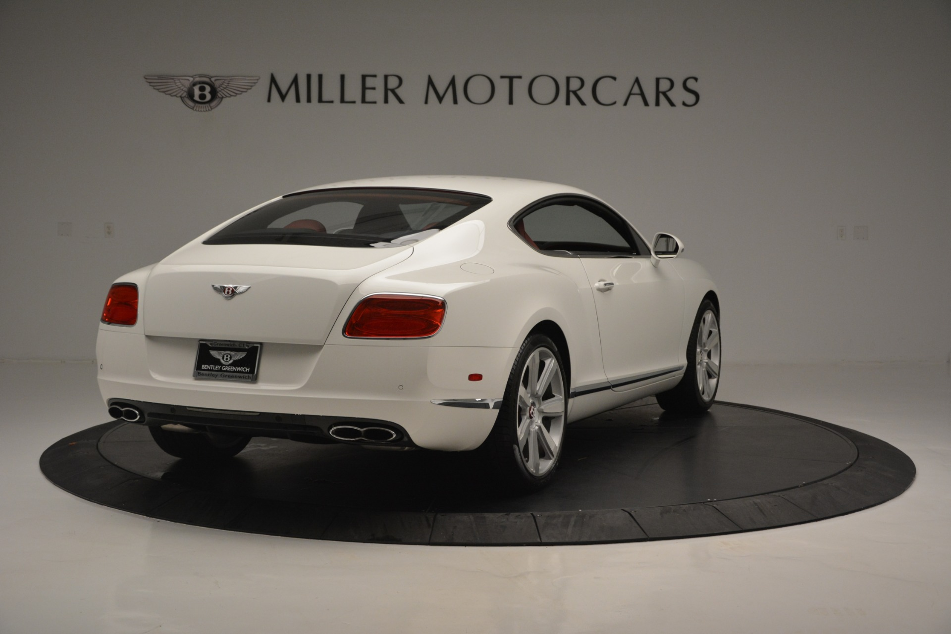 Used 2015 Bentley Continental GT V8 For Sale In Greenwich, CT 2731_p7