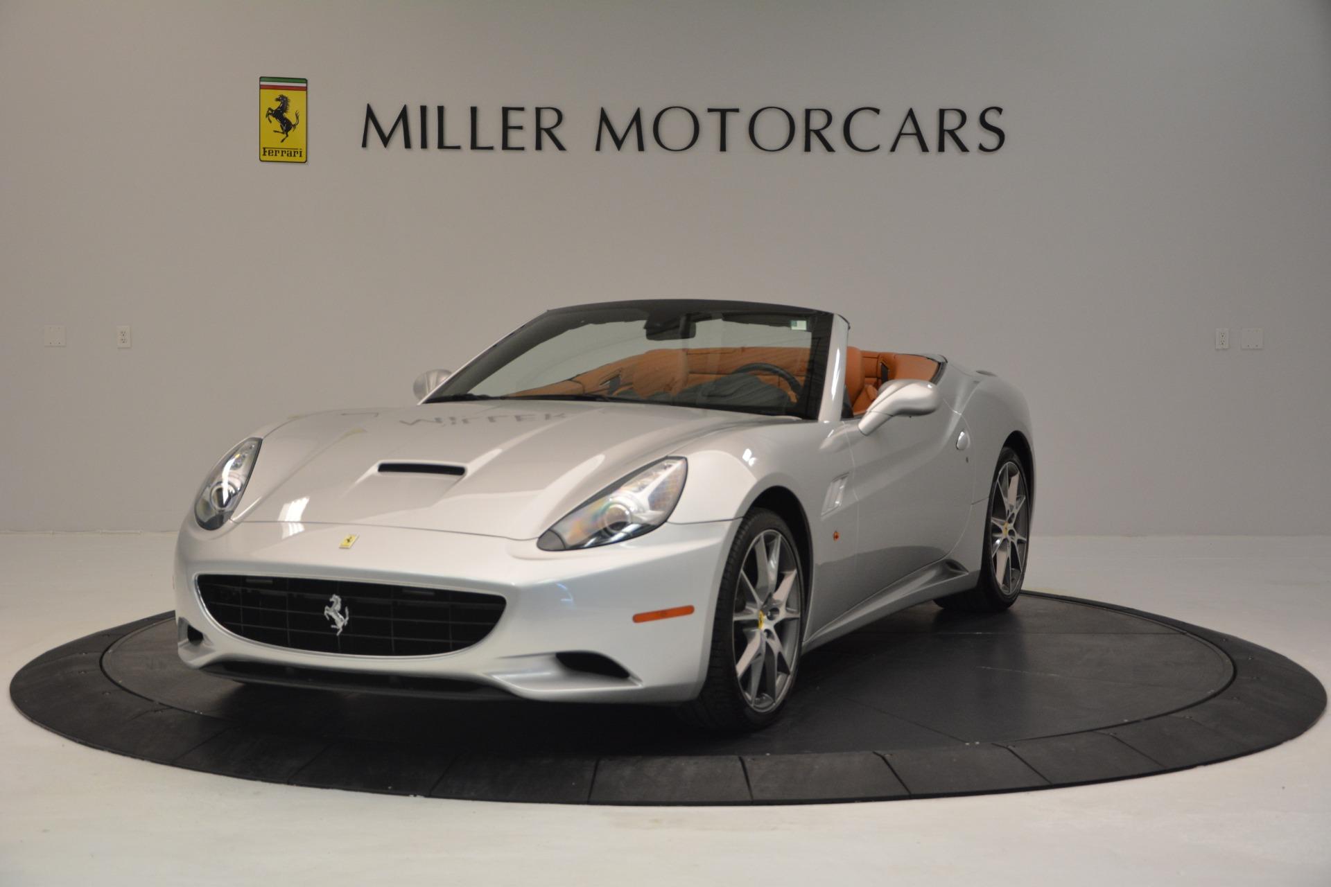 Used 2010 Ferrari California  For Sale In Greenwich, CT 2732_main