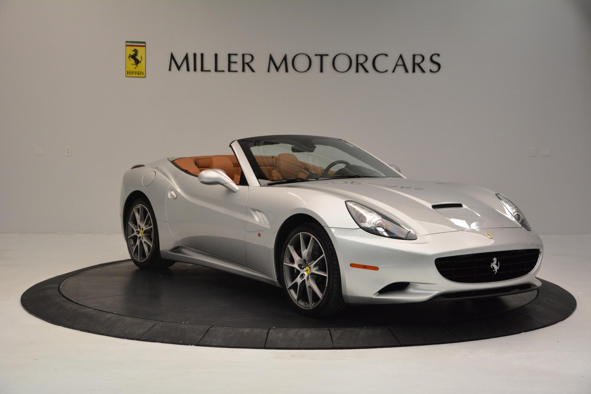 Used 2010 Ferrari California  For Sale In Greenwich, CT 2732_p11