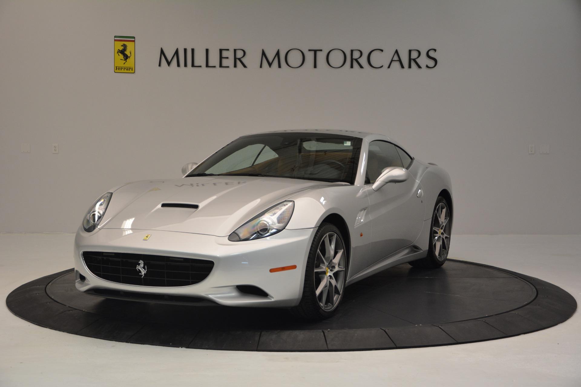 Used 2010 Ferrari California  For Sale In Greenwich, CT 2732_p13