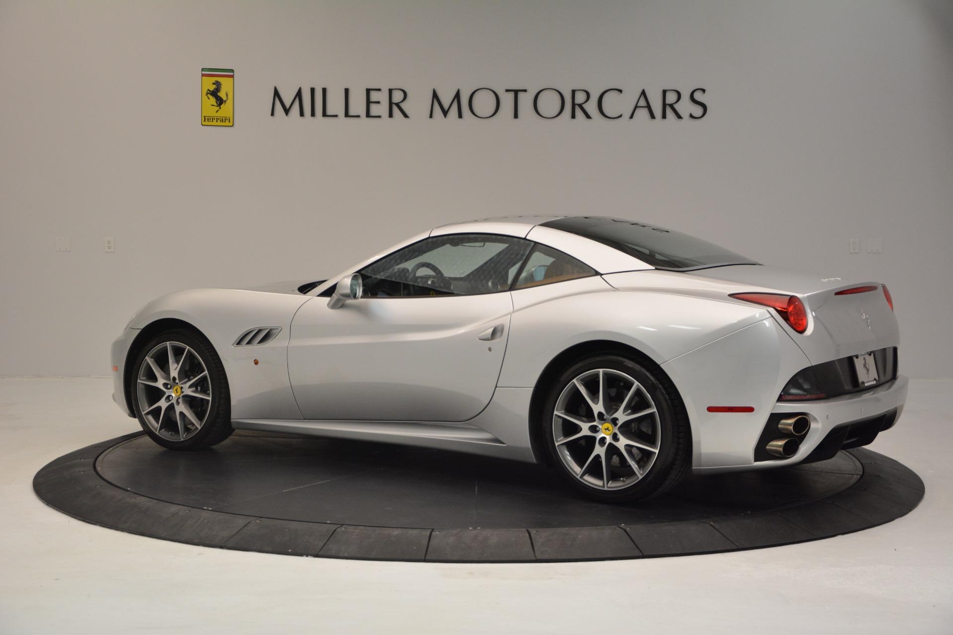 Used 2010 Ferrari California  For Sale In Greenwich, CT 2732_p16