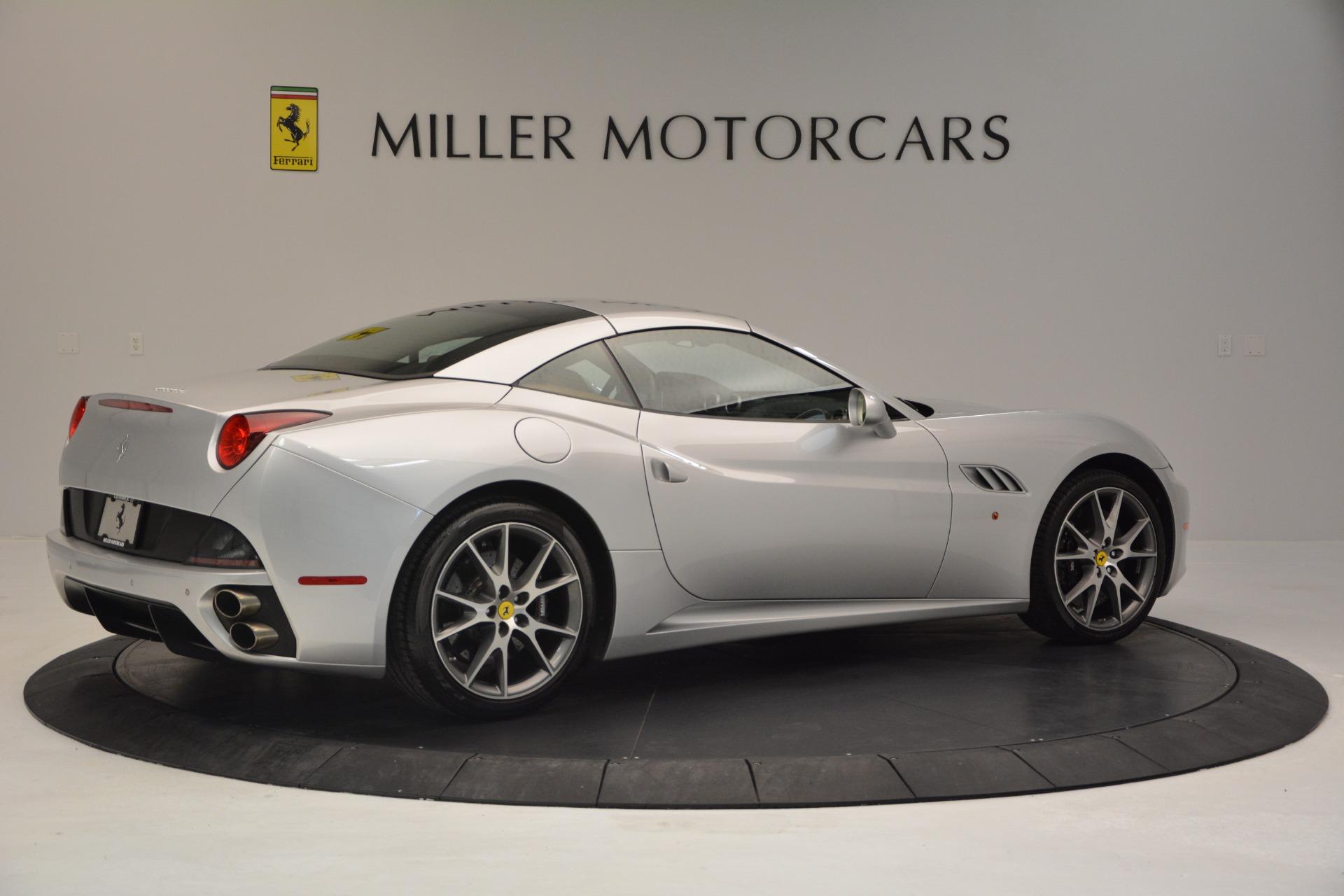 Used 2010 Ferrari California  For Sale In Greenwich, CT 2732_p20