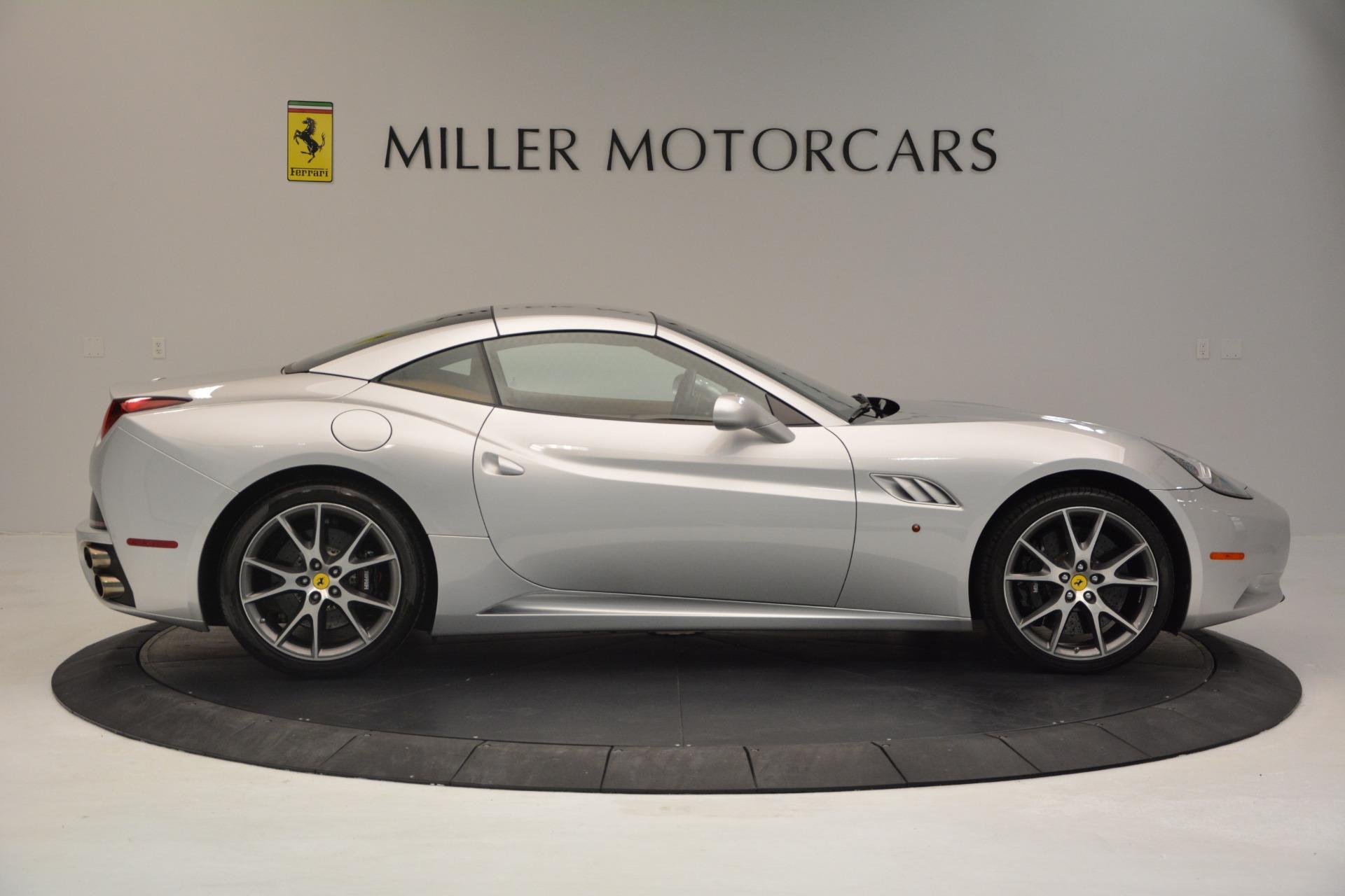 Used 2010 Ferrari California  For Sale In Greenwich, CT 2732_p21