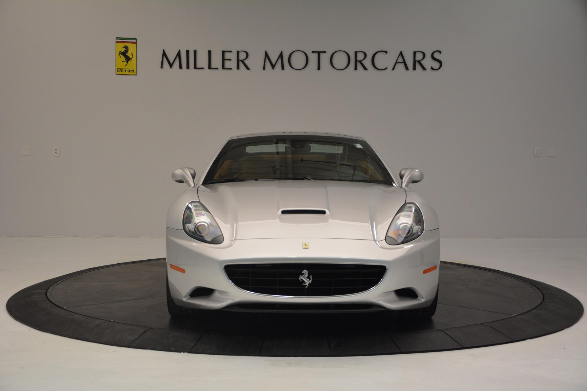 Used 2010 Ferrari California  For Sale In Greenwich, CT 2732_p24