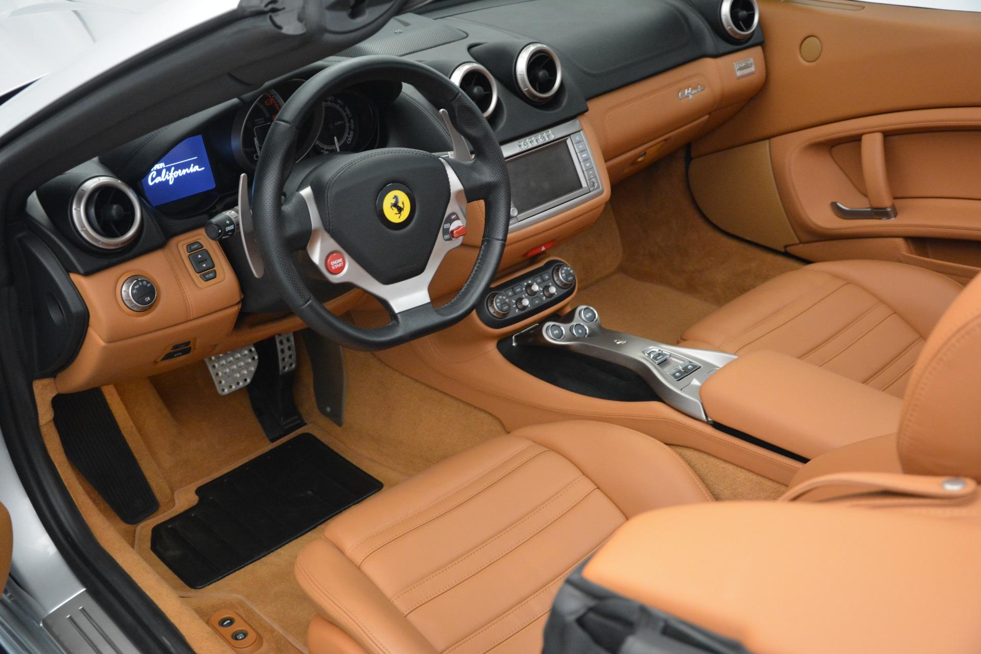 Used 2010 Ferrari California  For Sale In Greenwich, CT 2732_p26