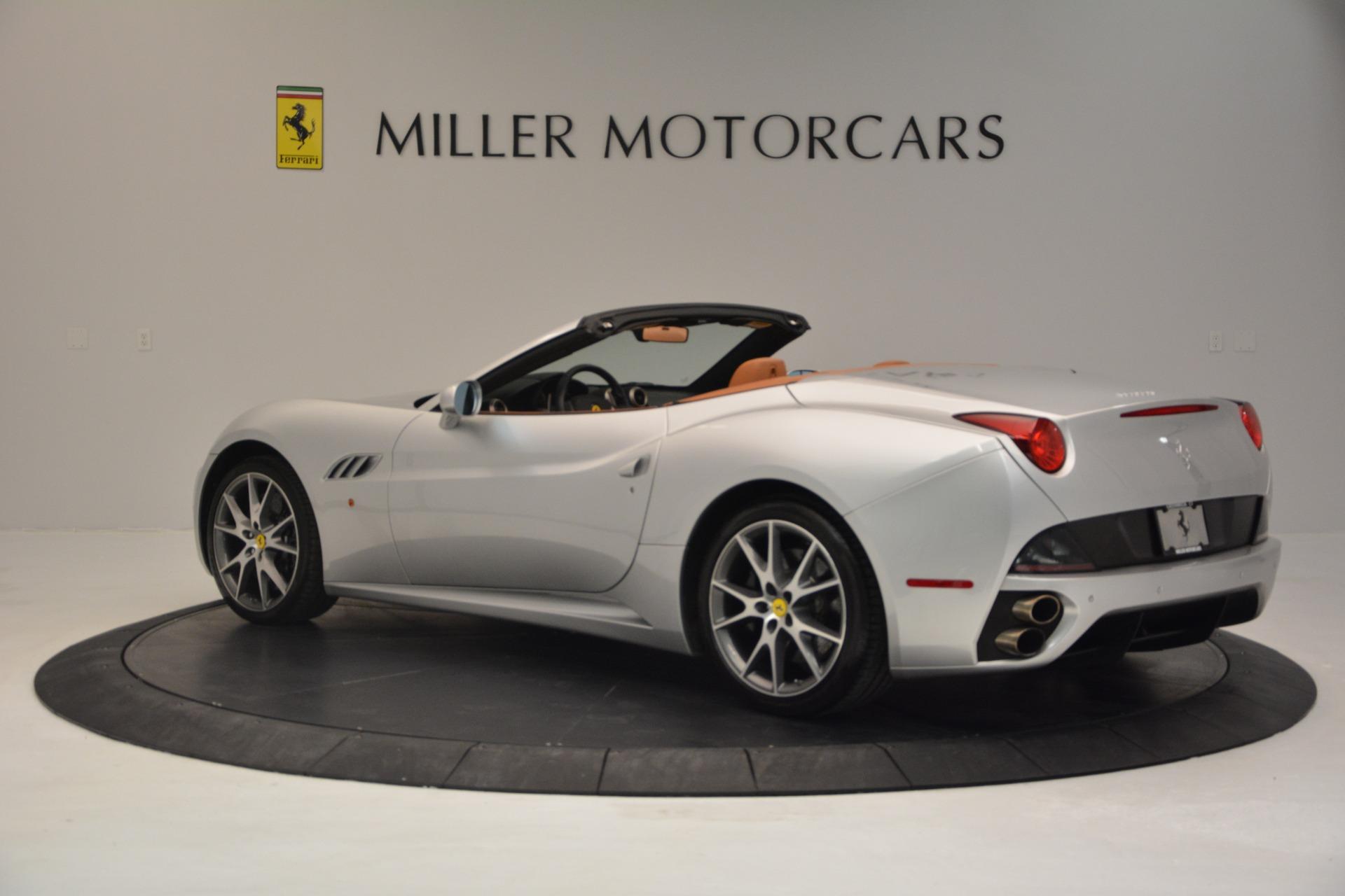 Used 2010 Ferrari California  For Sale In Greenwich, CT 2732_p4
