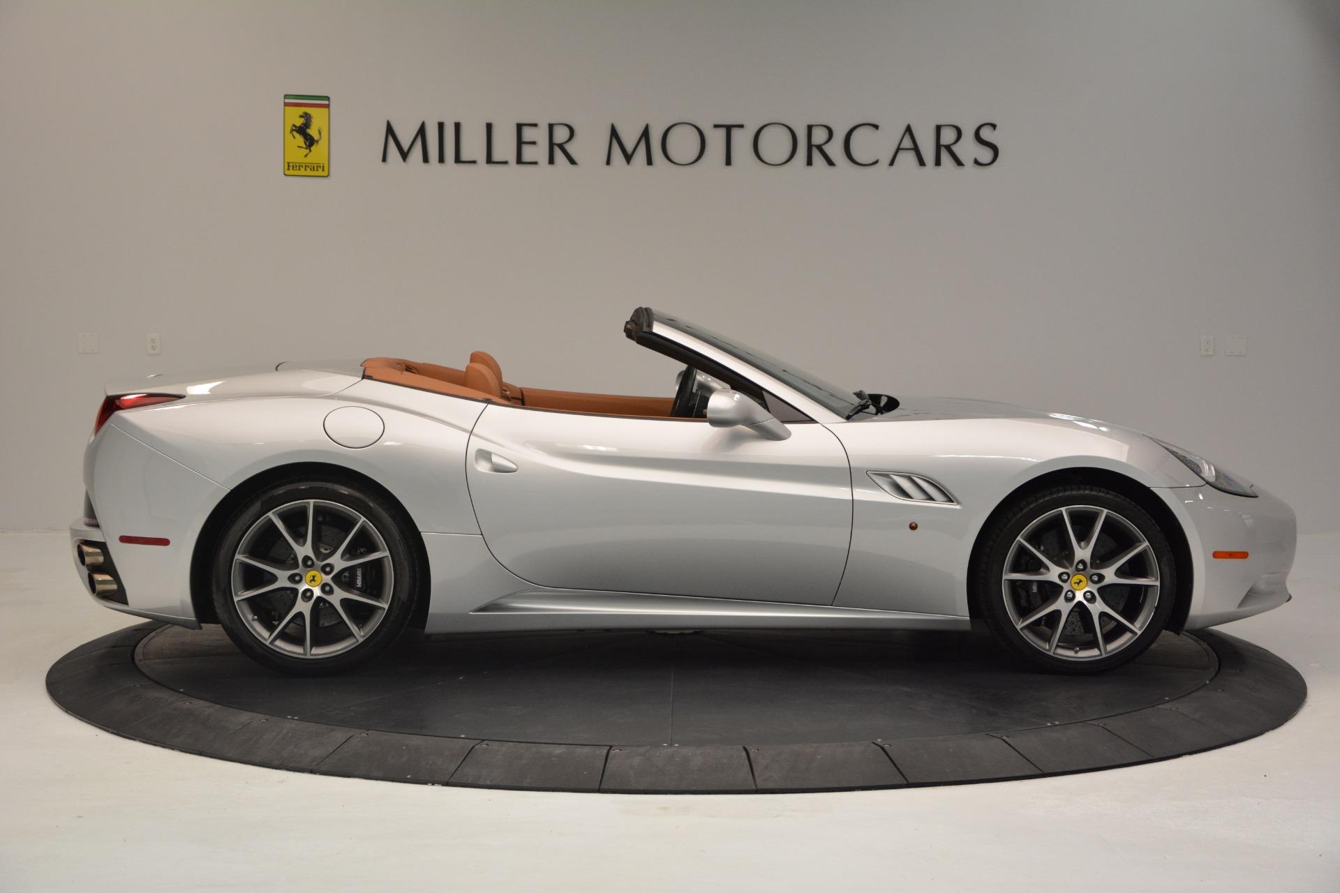 Used 2010 Ferrari California  For Sale In Greenwich, CT 2732_p9