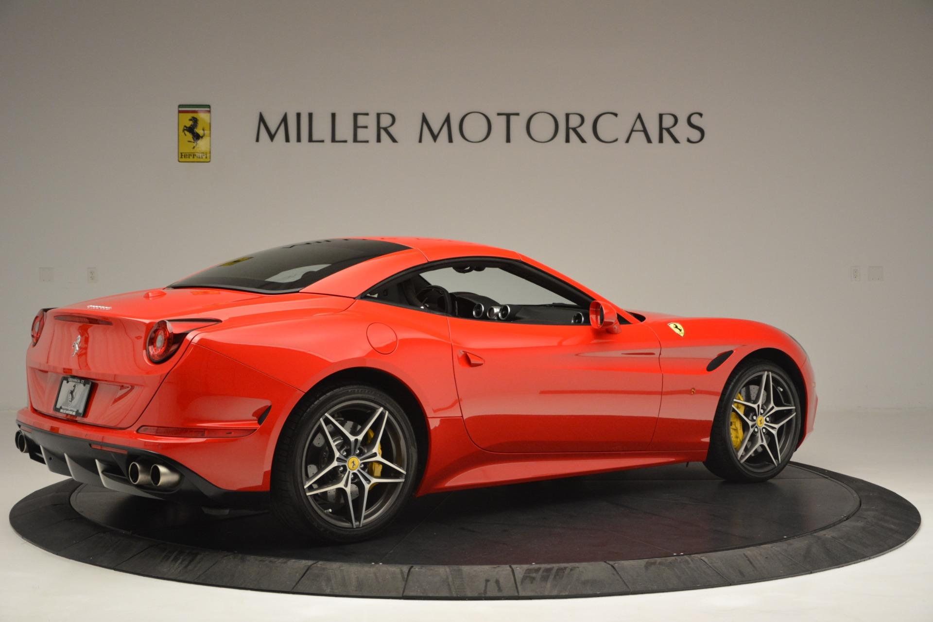 Used 2016 Ferrari California T  For Sale In Greenwich, CT 2734_p20