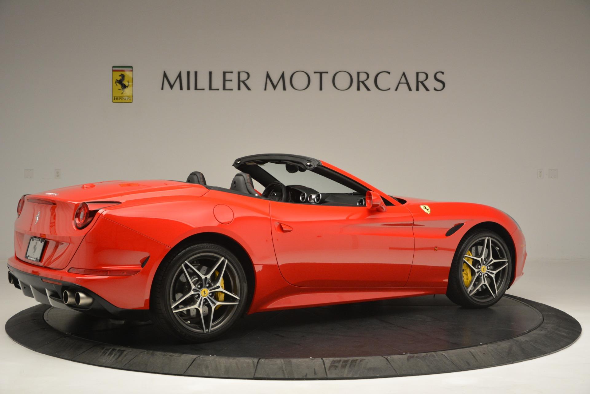 Used 2016 Ferrari California T  For Sale In Greenwich, CT 2734_p8