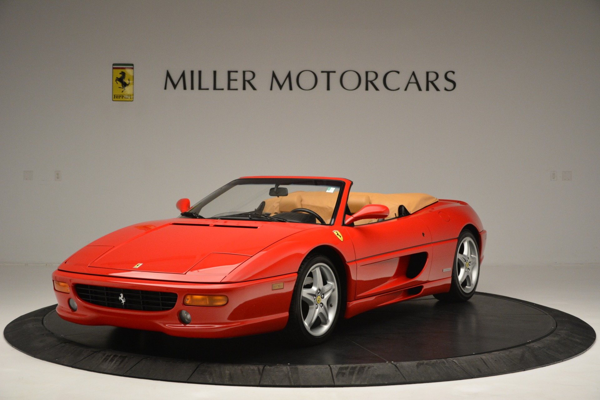 Used 1997 Ferrari 355 Spider 6-Speed Manual For Sale In Greenwich, CT 2735_main