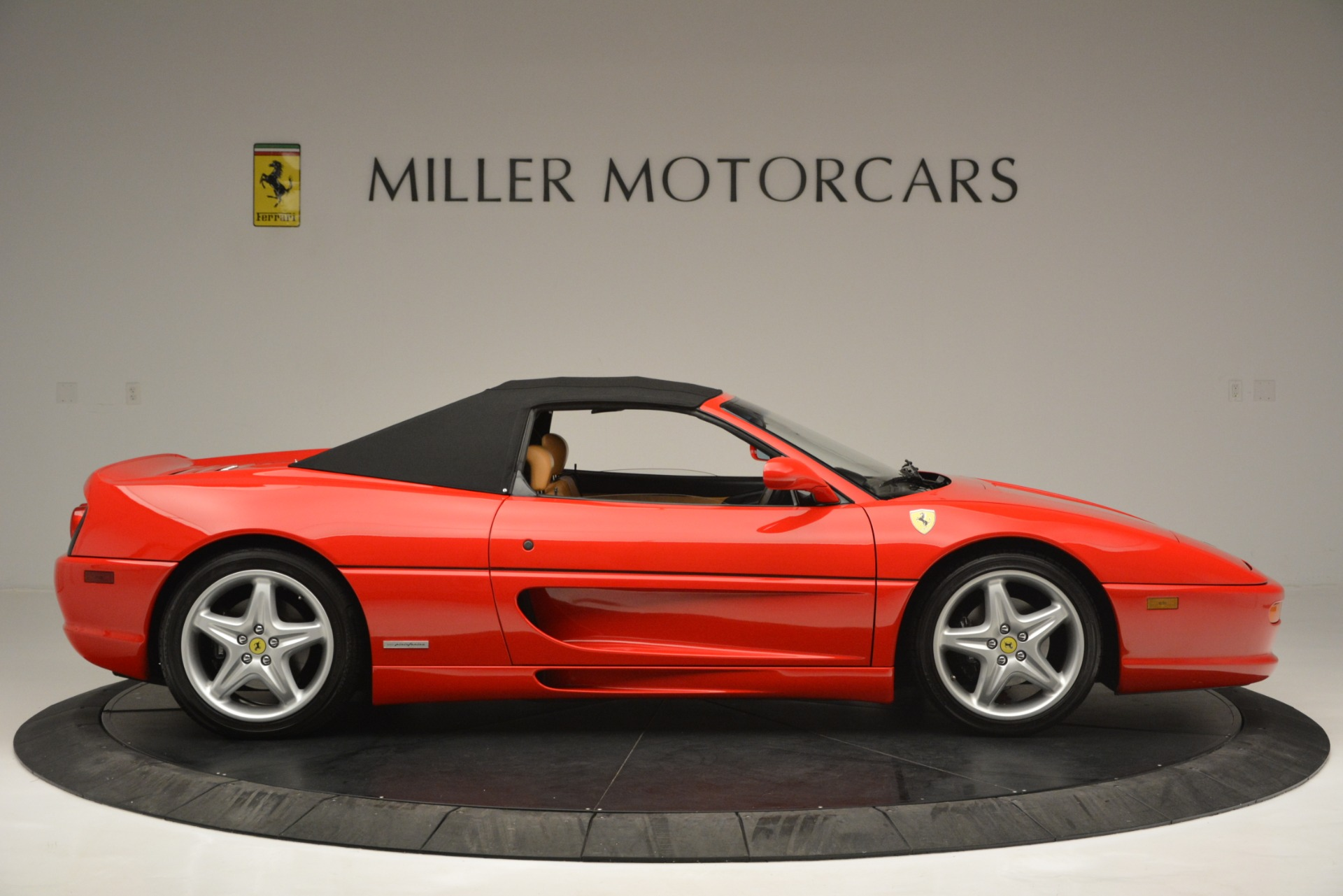 Used 1997 Ferrari 355 Spider 6-Speed Manual For Sale In Greenwich, CT 2735_p21