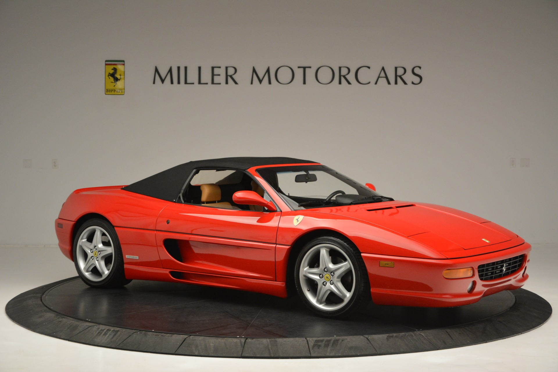Used 1997 Ferrari 355 Spider 6-Speed Manual For Sale In Greenwich, CT 2735_p22