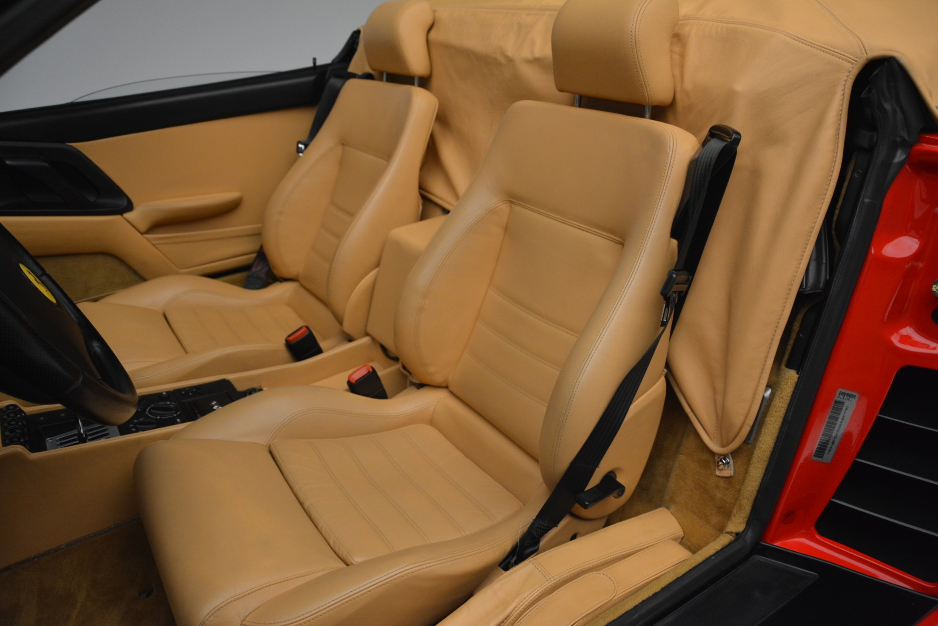 Used 1997 Ferrari 355 Spider 6-Speed Manual For Sale In Greenwich, CT 2735_p30