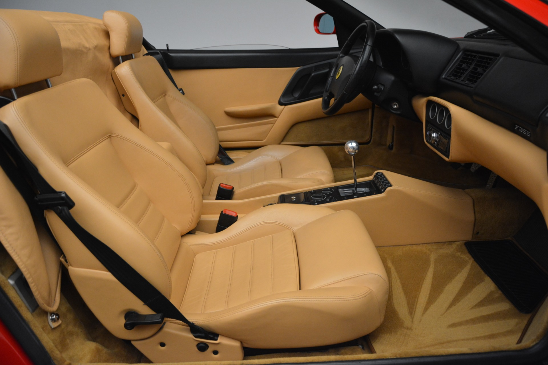Used 1997 Ferrari 355 Spider 6-Speed Manual For Sale In Greenwich, CT 2735_p33