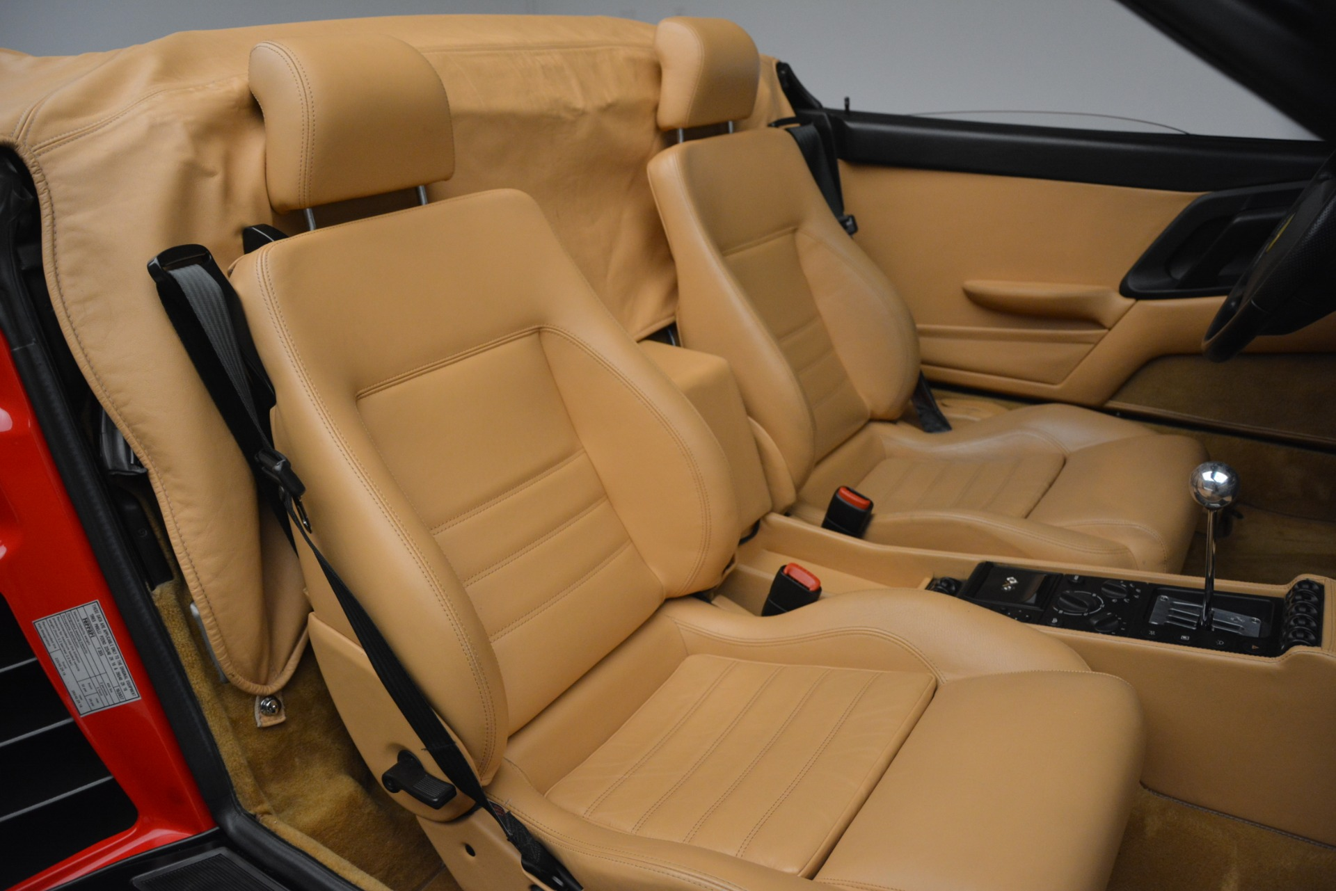 Used 1997 Ferrari 355 Spider 6-Speed Manual For Sale In Greenwich, CT 2735_p34