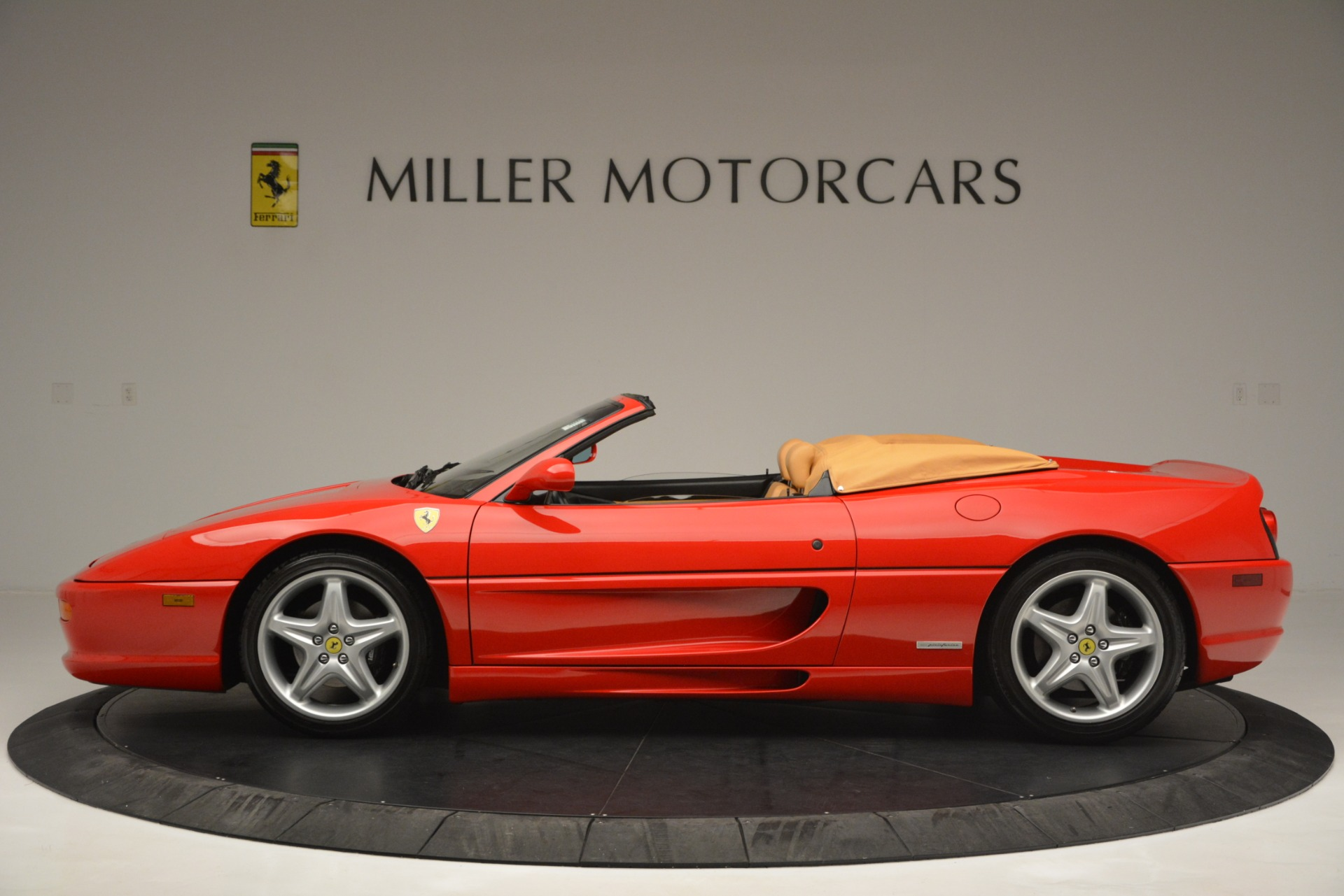 Used 1997 Ferrari 355 Spider 6-Speed Manual For Sale In Greenwich, CT 2735_p3