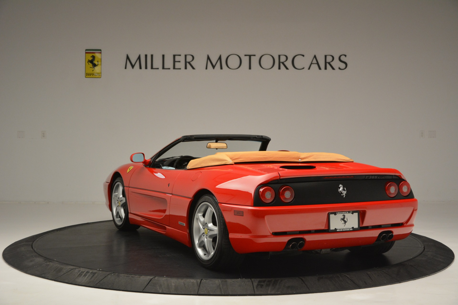 Used 1997 Ferrari 355 Spider 6-Speed Manual For Sale In Greenwich, CT 2735_p5