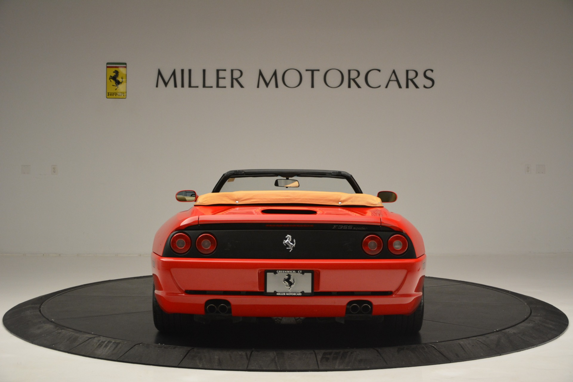 Used 1997 Ferrari 355 Spider 6-Speed Manual For Sale In Greenwich, CT 2735_p6